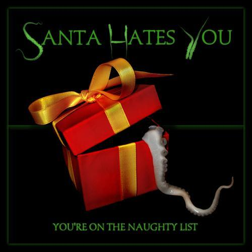 You're on the Naughty List